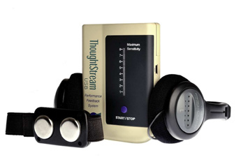 ThoughtStream Biofeedback Machine - USB Compatible
